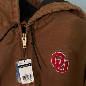 Cathartt OU Zip Duck Coat